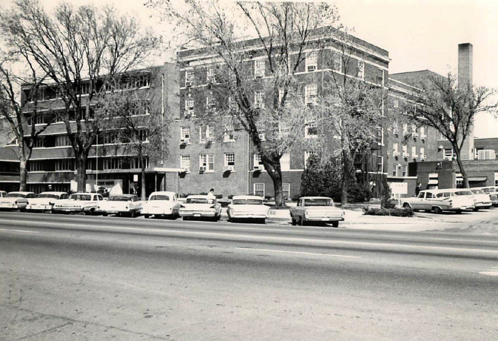 Historic Photo of Hutchinson Regional Medical Center