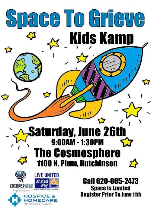 Kids Kamp Flyer Full Sheet 2021